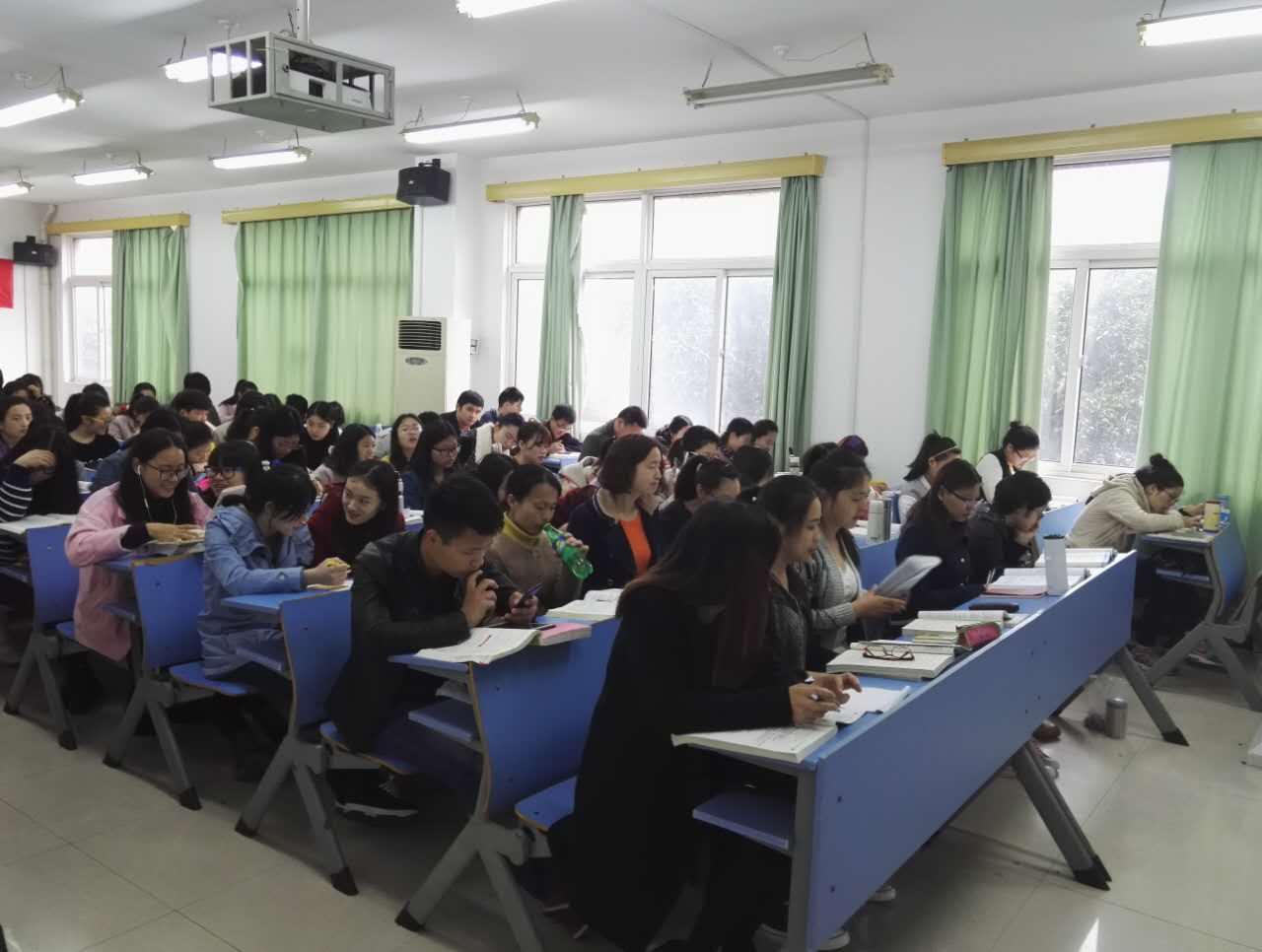 第一期课堂